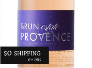 2015 Brun Estate Rosé