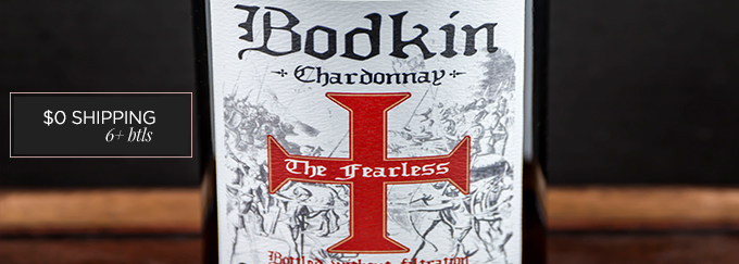 2014 Bodkin Chardonnay 'The Fearless'