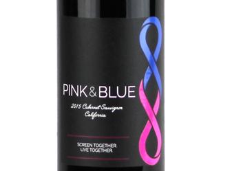 2015 Pink & Blue Cabernet Sauvignon