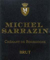 Domaine Michel Sarrazin Cremant Brut