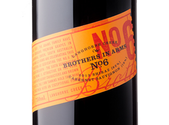 2013 Brothers in Arms No 6 Red Blend