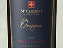 2010 St Clement Oroppas Cabernet Sauv