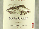 2010 Yao Family Napa Crest Red