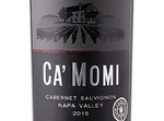 2015 Ca' Momi Cabernet Sauvignon