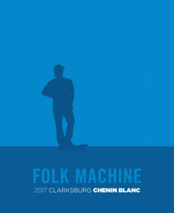 2017 Folk Machine Chenin Blanc