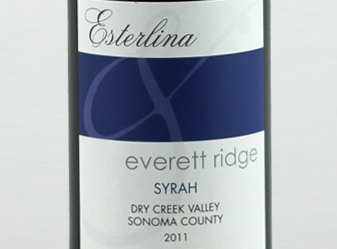 2011 Everett Ridge Syrah