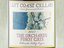 2013 Left Coast Cellars Pinot Gris