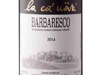 2014 La Ca' Nova Barbaresco