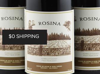 Rosina Pinot Noir VERTICAL