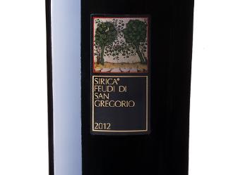2012 Feudi di San Gregorio Sirica