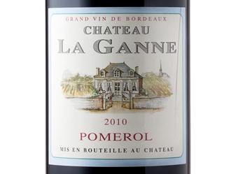 2010 Château La Ganne Pomerol