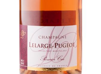 Lelarge-Pugeot Premier Cru Brut Rosé