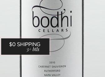 2010 Bodhi Cellars Cabernet Sauvignon
