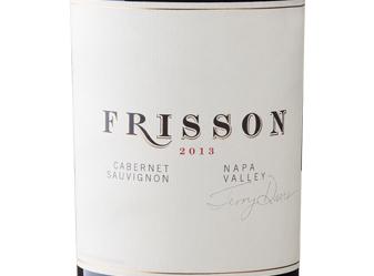 2012 Frisson Cabernet Sauvignon