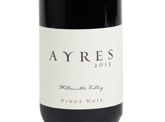 2013 Ayres Pinot Noir