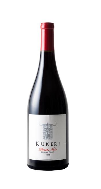 2015 Kukeri Lakeville Vyd Pinot Noir