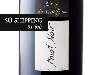 2017 Cave de Gortona Pinot Noir