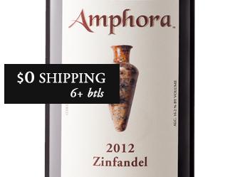 2012 Amphora Zinfandel