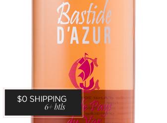 2016 La Bastide D'Azur Rosé