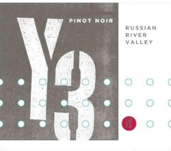 2016 Jax Vineyards 'Y3' Pinot Noir