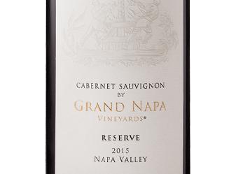 2015 Grand Napa Reserve Cabernet Sauv