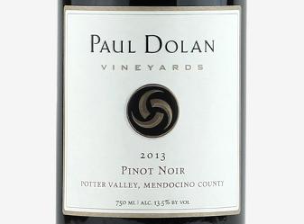 2013 Paul Dolan Pinot Noir