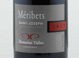 "2012 Domaine Vallet ""Meribets"""