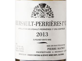 2013 P. Matrot Meursault-Perrières