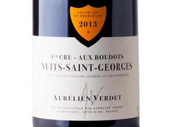 2013 Verdet Nuits-St-Georges 1er Cru