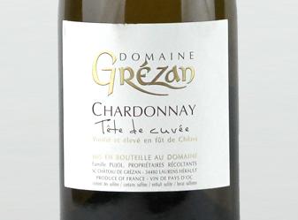 2015 Domaine Grézan Chardonnay