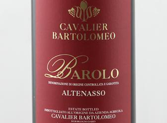 2011 Cavalier Bartolomeo Barolo
