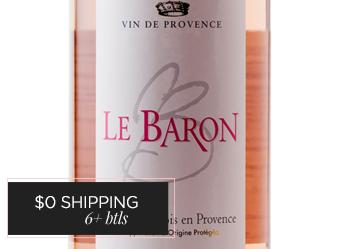 2016 Le Baron Rosé