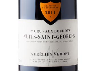 2011 Verdet Nuits-Saint-Georges