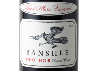 2014 Banshee Pinot Noir