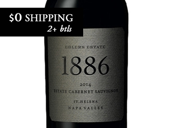 "2014 Ehlers Estate ""1886"" Cabernet"
