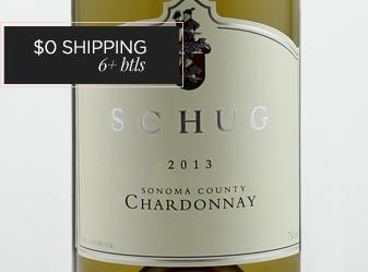 2013 Schug Chardonnay