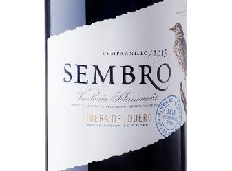 2015 Viñas del Jaro Tempranillo