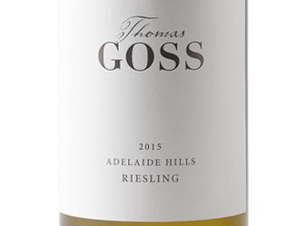 2015 Thomas Goss Riesling