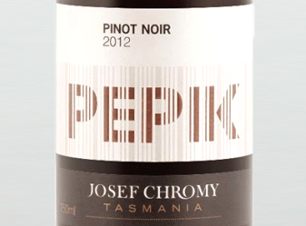 2012 Josef Chromy 'Pepik' Pinot Noir