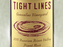 2010 Tight Lines Pinot Noir