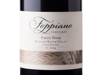 2014 Foppiano Estate Pinot Noir