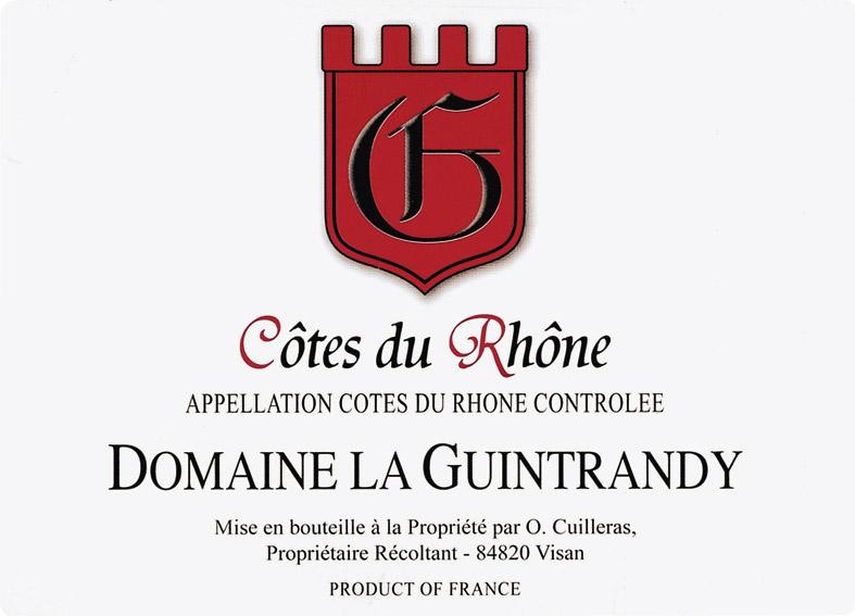 Domaine La Guintrandy