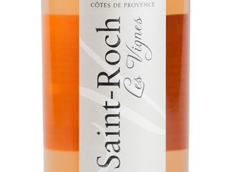 2015 Domaine Saint Roch Rose