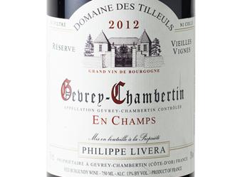 2012 Dom de Tilleuls Philppe Livera