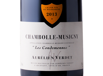 2013 Verdet Chambolle-Musigny (375ml)