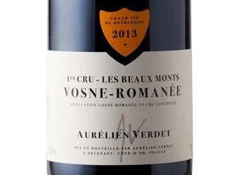 2013 Verdet Vosne-Romanée