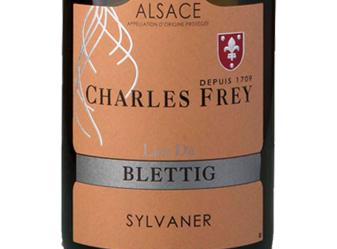 2017 Charles Frey Blettig Sylvaner