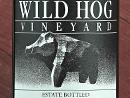 2010 Wild Hog Estate Pinot Noir