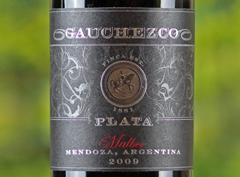 Event - 2009 Gauchezco 'Plata' MalbecMendoza, Argentina *5-? Acclaimed Wine Enthusiast 'Top 100' & 91pts | 3