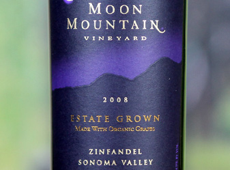 Event - 2008 Moon Mountain ZinfandelSonoma Valley *From the 93pt Vintage